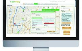 Fleet Management - Cloud-based fleet tracking