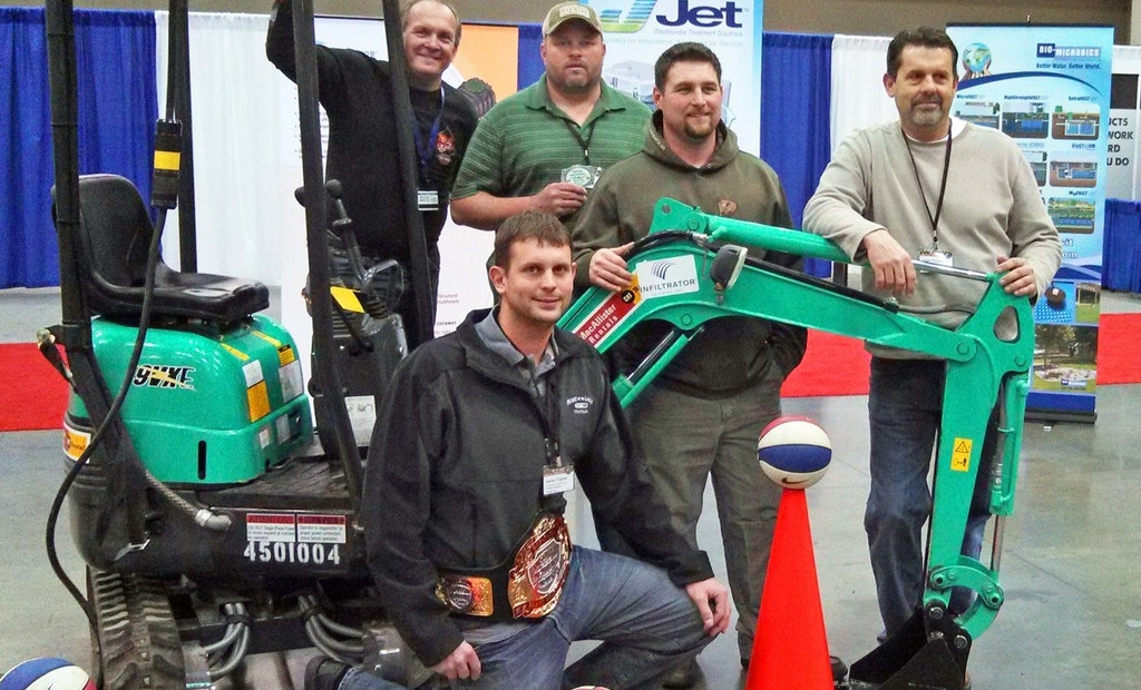 Father-son teams dominate national Roe-D-Hoe competition