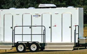 Restroom/Shower Trailers - NuConcepts Majestic