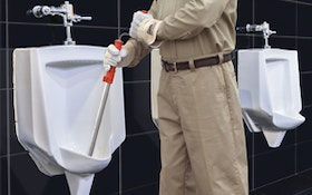 Urinal Auger Goes Where Other Snakes Can't