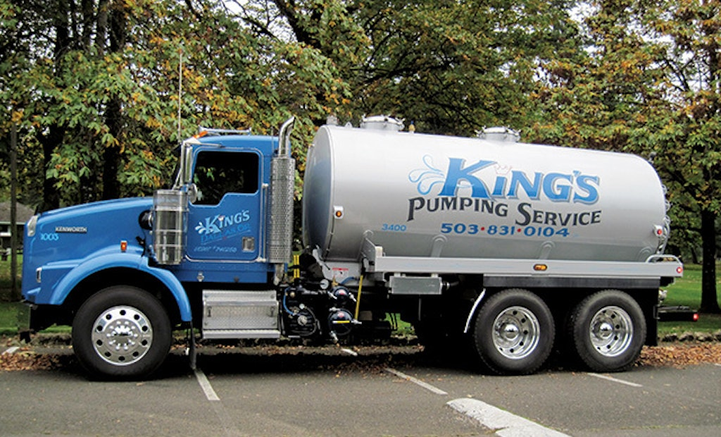 King's Pumping Service