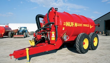 Vacuum spreader offers land-application versatility and productivity