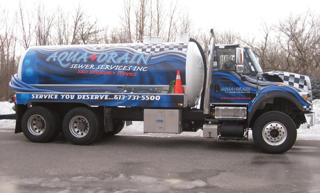 Aqua Drain Sewer Services Inc.