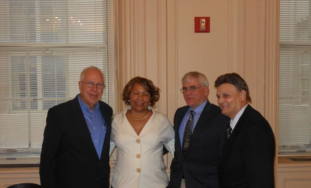 NAWT Will Miss Working With Retiring EPA Official And MOU Partner Joyce Hudson