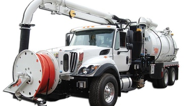 GapVax MC Series Combination Trucks Feature Automated Controls