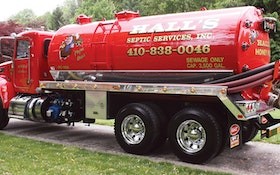 Hall's Septic Services Inc.