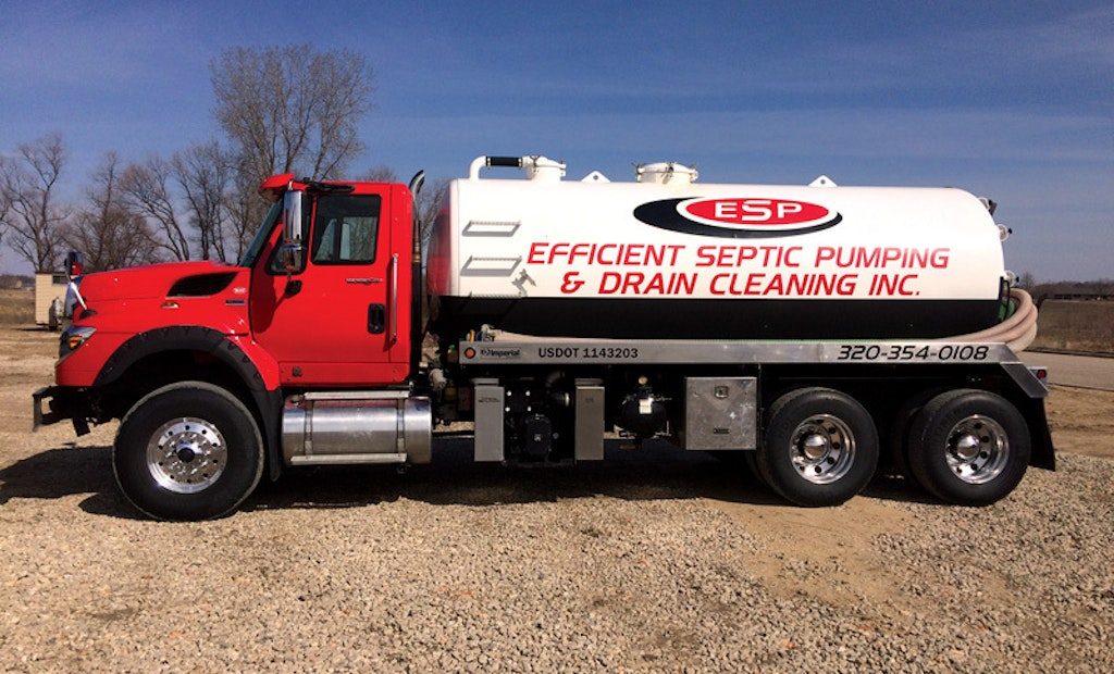 Efficient Septic Pumping & Drain Cleaning