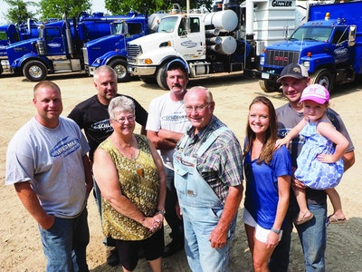 Minnesota's Schlomka Services Takes On Residential And Tough Industrial Pumping Jobs