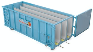 Roll-Off Containers - Park Process Sludge King