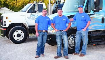 Oklahoma's Irwin Septic Promotes Routine Septic Maintenance