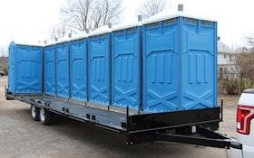 Transport Trailers - Pik Rite heavy-duty flat deck trailer