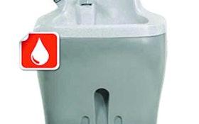 Hand-Wash Sinks - PolyJohn Bravo Heated Portable Sink