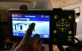 Mobile Fleet Collaboration Creates Advanced Tire Monitoring Options