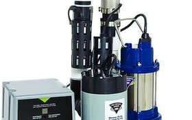 Glentronics Pro Series combination sump pump