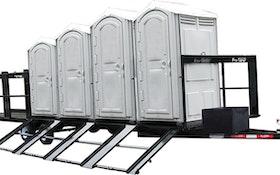 Transport Trailers - Pro-Tainer Pro-Porta Trailer