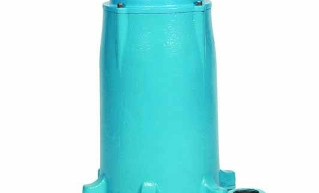 Franklin Electric Little Giant Grinder Pumps Deliver 414,000 Cuts Per Minute