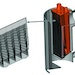 Universal Coupler Enables Septic Systems To Accept Larger Cartridge And Filter