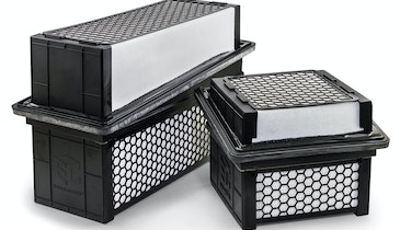 Baldwin Filters EnduraCube Air Filters Promoted for Dirty-Air Environments