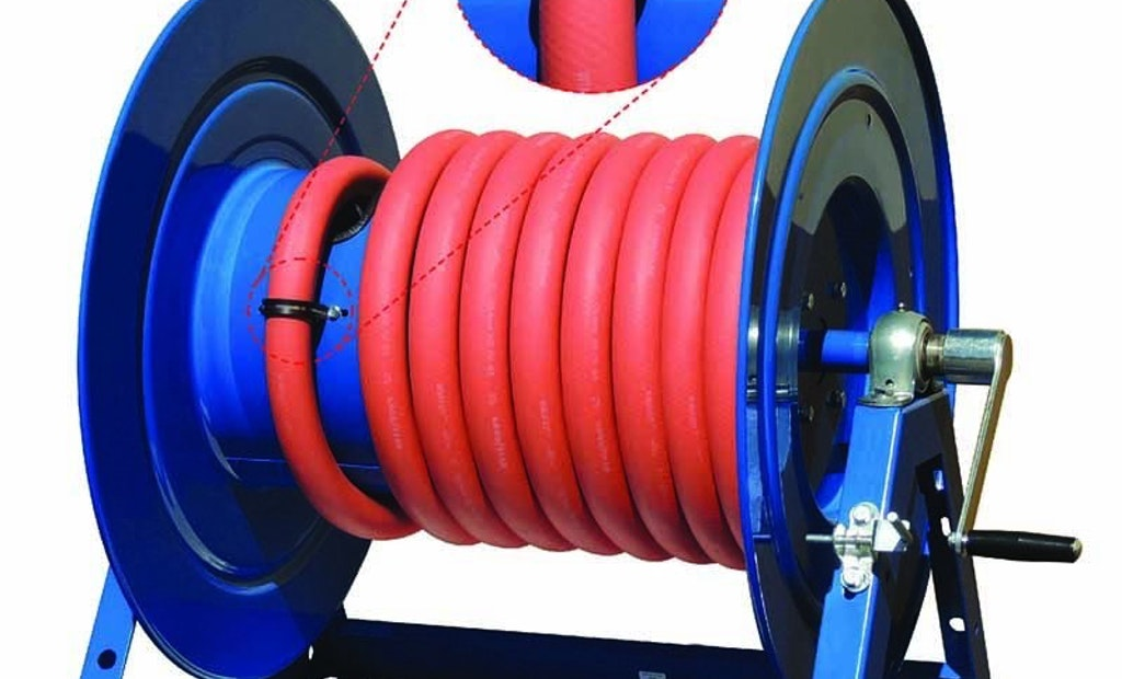Coxreels Attachment Designed To Protect Hose From Strain Damage