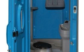 Five Peaks Glacier II Premier offers extra room, popular flushing feature
