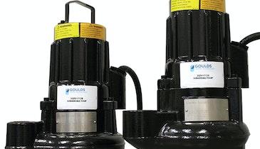 Versatile submersible sewage pumps offer big benefits