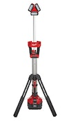 Tower light from Milwaukee Tool keeps job sites illuminated and safe