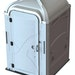 PolyPortables Atlas offers roominess over standard restroom models