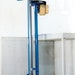 Vertical pump fit for dewatering applications
