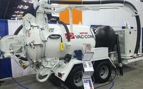 Tight spaces no problem for compact vacuum system