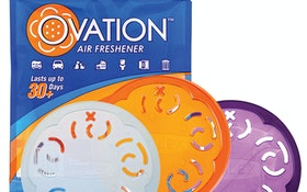 Walex Products Ovation offers versatile odor control