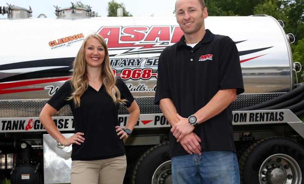 Must-Have Mover Helps Pumping Company Take a Load Off