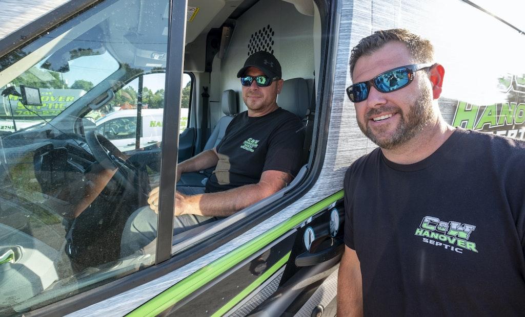 Trio of Reliable Trucks Generate Big Revenue for This Virginia Pumper