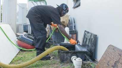 Portable Grease Separation Solution Solves Pumper's Grease Trap Riddle
