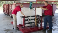 Roll-Off Dewatering Boxes Offer Advantage in Grease Trap Disposal Market