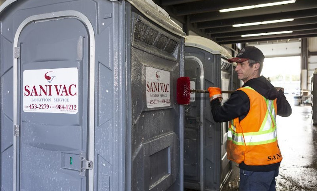 There's a Market for Modifying Portable Restrooms
