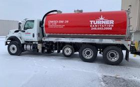 New Vacuum Trucks Provide Big Service Advantages for Turner Sanitation