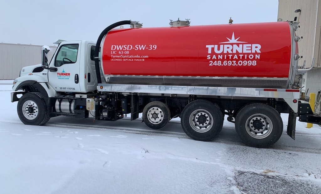 New Vacuum Trucks Provide Big Service Advantages for Turner Sanitation
