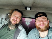 Clayton and Harrison Whipkey Dish on the Best Convenience Store Food