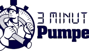 We want you to be a 3 Minute Pumper
