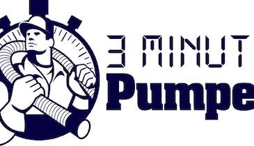 Are You a 3-Minute Pumper?
