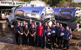 California Plumber Finds Success Adding Septic Services