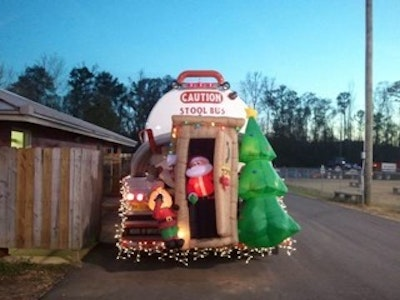 Deck the Haulers for the Holidays