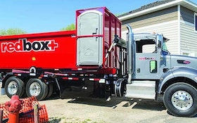 Service Vehicles - Redbox+ Series Service Truck