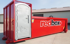 Restroom Trailers - redbox+ Unit