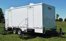 Restroom Trailers - Rich Specialty Trailers Luxury Legacy