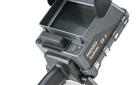 Drainline Inspection Cameras - RIDGID SeeSnake CS6x