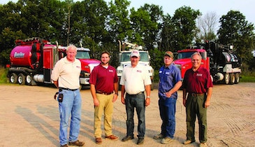 Message to Pumpers: Hydroexcavation Builds Workload