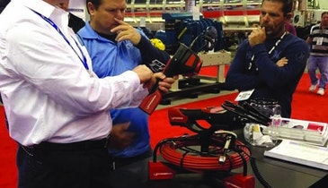 ROSCOPE i2000 From ROTHENBERGER USA Covers Several Inspection Techniques In One Modular Unit