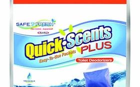 Odor Control Products - Safe-T-Fresh QuickScent Plus