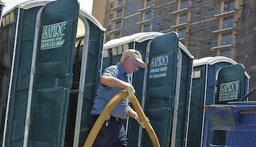 How to Find Portable Sanitation Bid Work